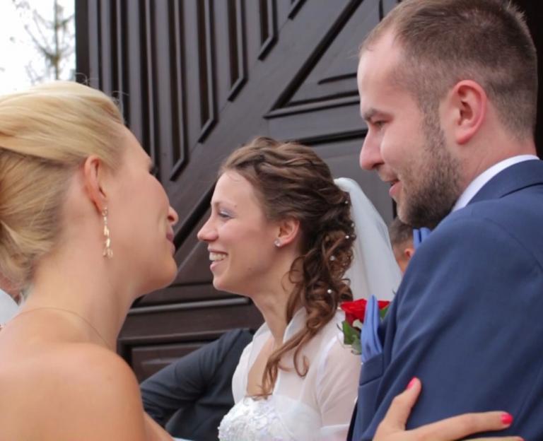 Teledysk ślubny Klaudii i Tomasza